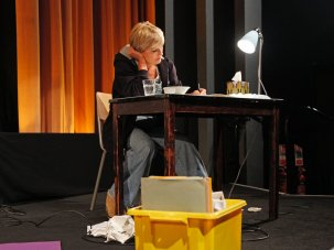 Writing lessons: James Schamus and Emma Thompson, from desk to podium - image