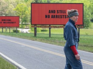 Three Billboards outside Ebbing, Missouri to close 61st BFI London Film Festival