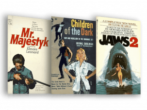 The novelisations that got away - image