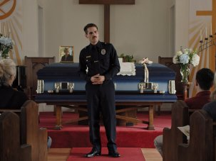 Thunder Road review: American indie portrait of a policeman on the verge of a nervous breakdown