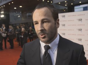 Video: Nocturnal Animals director Tom Ford - 'It's about not throwing people away'