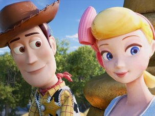 Film of the week: Toy Story 4 pauses to imagine life outside the toy box - image