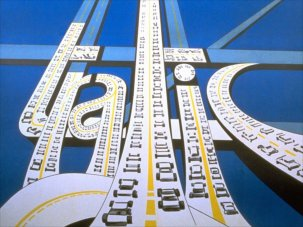 Jacques Tati: vintage poster art - image