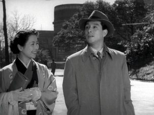 Mikio Naruse's Wife: married to the mainstream