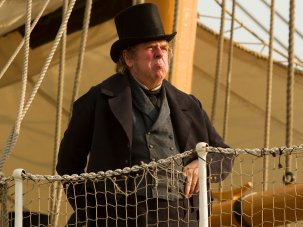 First image released from Mike Leigh's Turner biopic - image