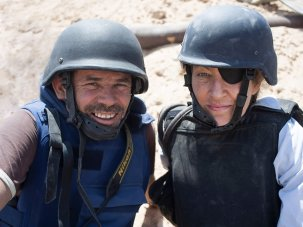 Under the Wire – gripping documentary about war reporters in Syria - image