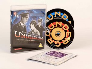 BFI edition of silent classic Underground wins best Blu-ray at DVD awards - image