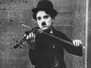 Chaplin's first masterpiece: The Vagabond - image