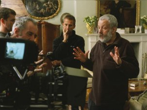 Mike Leigh career retrospective interview - image