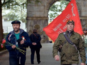 Victory Day Berlinale first look: Sergei Loznitsa eyes history's motley parade - image