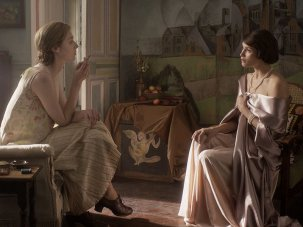 Vita and Virginia first look: Bloomsbury's Sapphic lovers get a fussy refit