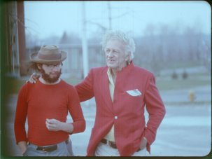 No moss gathered: Nicholas Ray's We Can't Go Home Again - image