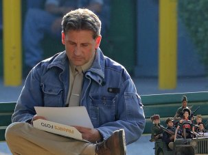 Welcome to Marwen review: toy soldiers fight real battles in Robert Zemeckis's queer biopic-fantasia - image
