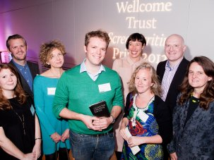 First Wellcome Trust screenwriting prize awarded - image