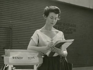 In pictures: Women at work in the 1950s film industry - image