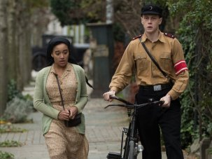 Where Hands Touch first look: Amma Asante braves an interracial love story in the Nazi inferno - image