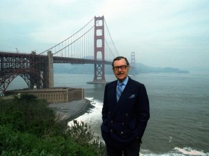 Alan Whicker collection donated to BFI National Archive - image
