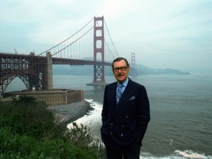Inside Whicker's World: The life and travels of Alan Whicker - image