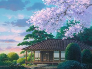 Gallery: the landscape art of The Wind Rises - image