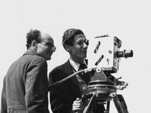 Cinematographer Wolfgang Suschitzky turns 100 - image