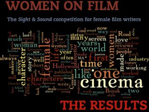 Women on Film competition: the results