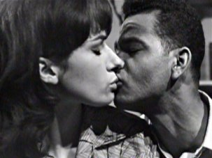 BFI discovers world's first interracial TV kiss - image
