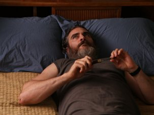 Film of the week: You Were Never Really Here makes pointillist poetry from hard-boiled brutalism - image