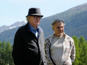 Blithe spirit: Paolo Sorrentino on Youth