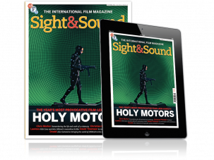 Sight & Sound: the October 2012 issue