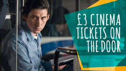£3 cinema tickets on the door: any film, any time at BFI Southbank for anyone 25 and under
