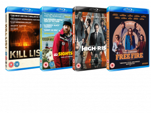 Win a collection of Ben Wheatley's films on Blu-ray