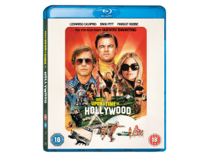 Win Once Upon a Time in… Hollywood on Blu-ray