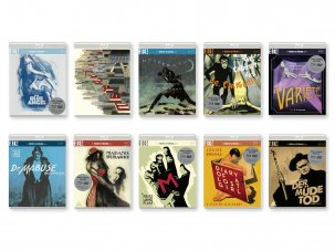 Win ten Weimar films on Blu-ray - image