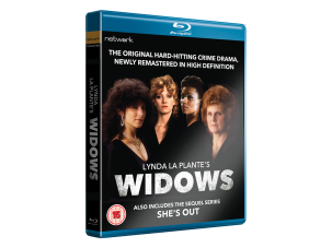 Win the Widows TV series on Blu-ray