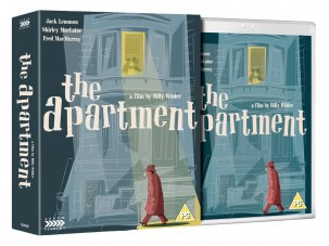 Win The Apartment on Blu-ray plus collector's hardback book