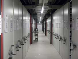 Key archives and what they do