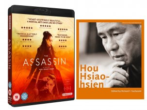 Win The Assassin on Blu-ray and a Hou Hsaio-Hsien critical reader