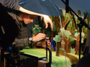 BFI Film Academy residential: animation