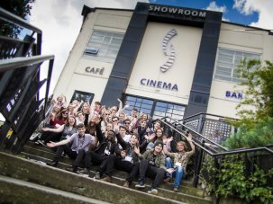 BFI Film Academy residential: exhibition and distribution