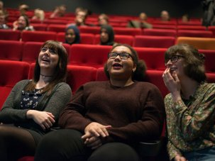 BFI Film Academy residential: film programming and audience development