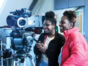 BFI Film Academy Specialist courses