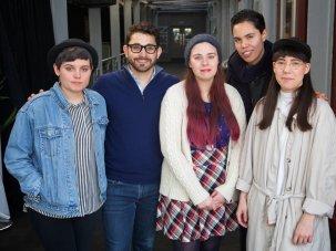 BFI Flare LGBT Filmmakers' Mentorship Programme 2016
