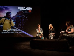 BFI Media Conference 2016