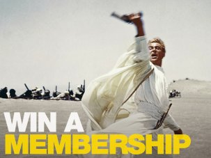 BFI gift membership competition