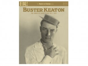 Win Buster Keaton's complete short films on Blu-ray