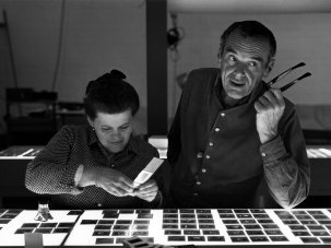 Charles and Ray Eames Competition