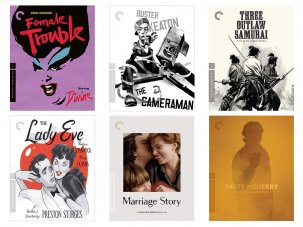 Win a Criterion Collection Blu-ray bundle