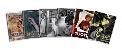 Win a bundle of films from the Criterion Collection