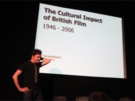 Cultural impact seminars: beyond the box office