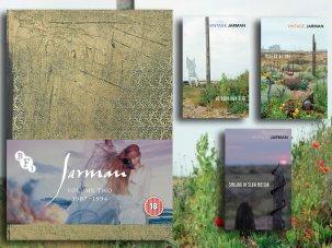 Win Derek Jarman Blu-rays and books